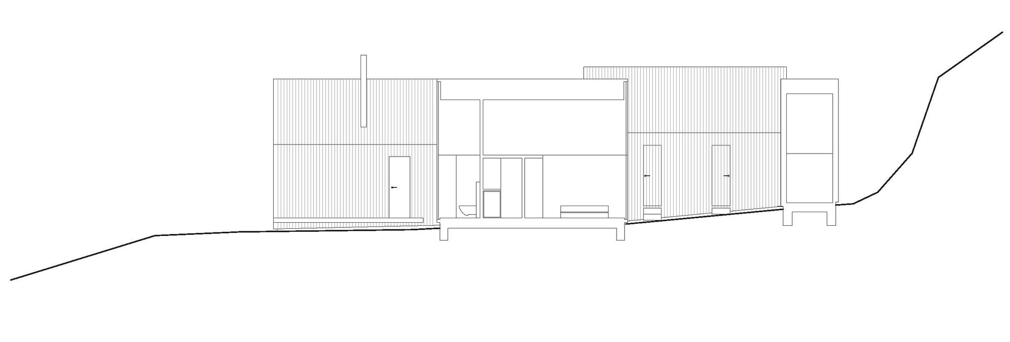 Galeria De Micro Cluster Cabins Reiulf Ramstad
