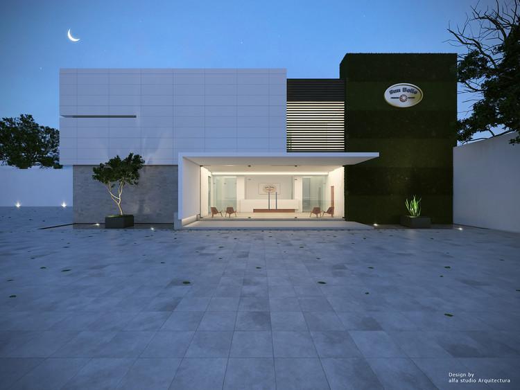 Corporativo Sun Belle Berries / Alfa Studio Arquitectura, © Jorge Farías
