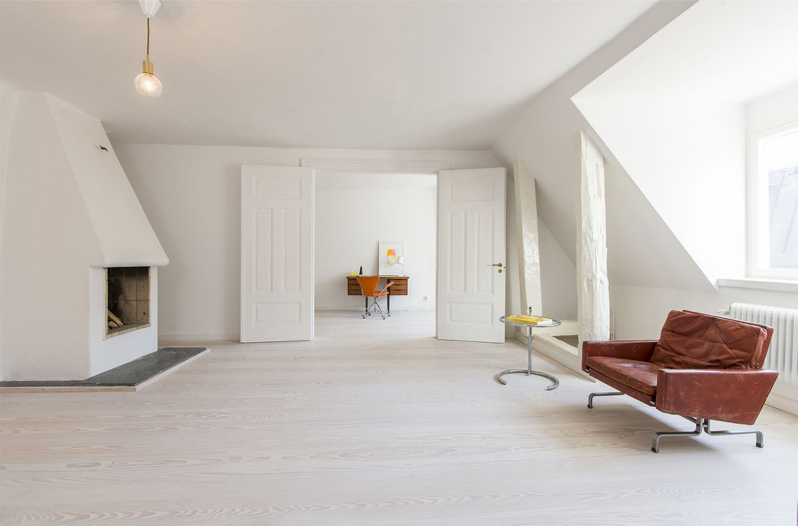 Renovation Of Apartments In 1720s House Studiomama