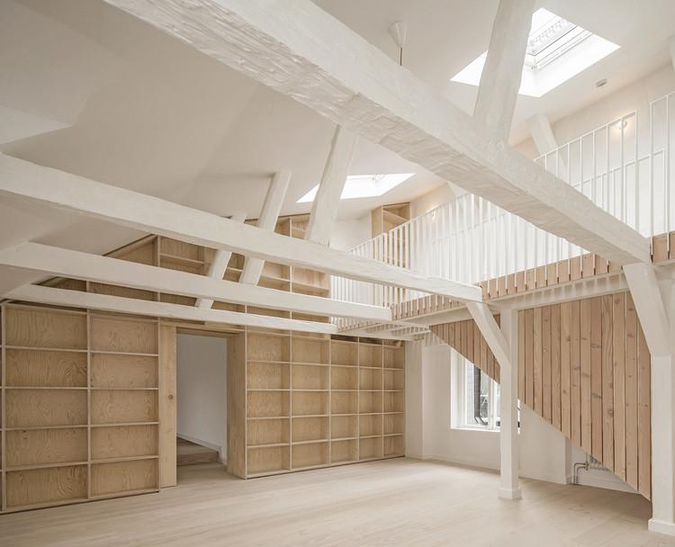 Renovación de Departamentos en Casa del año 1720 / Studiomama, © Gustav Kaiser