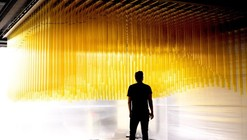 Scandinavian Design Group and Ctrl+N Create an Undulating Interactive Installation for Lundin Norway