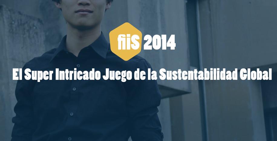 """Derek Ouyang: """"El súper intricado juego de la sostenibilidad global"""" / Santiago"""