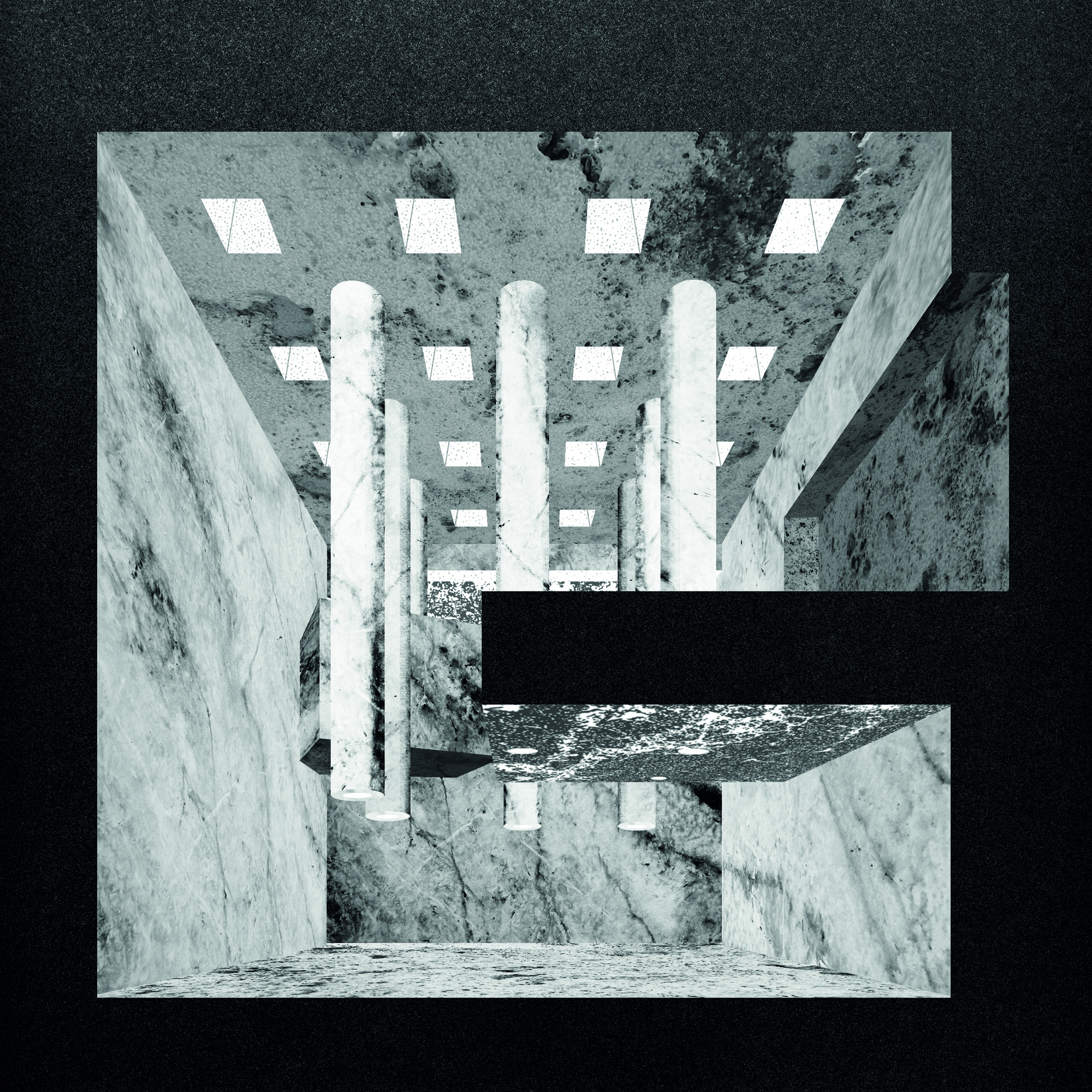 "Colombia: Mención Honrosa en concurso internacional ""A new visión of loft"", Perspectiva. Image Cortesia de Oficina de Arquitectura"