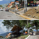 El Chama Abono, Mérida: antes e depois. Imagem Cortesia de PICO Estudio