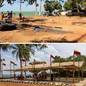 Capitán Chico, Maracaibo: antes e depois. Imagem Cortesia de PICO Estudio