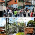 Petare, Caracas: antese depois. Imagem Cortesia de PICO Estudio