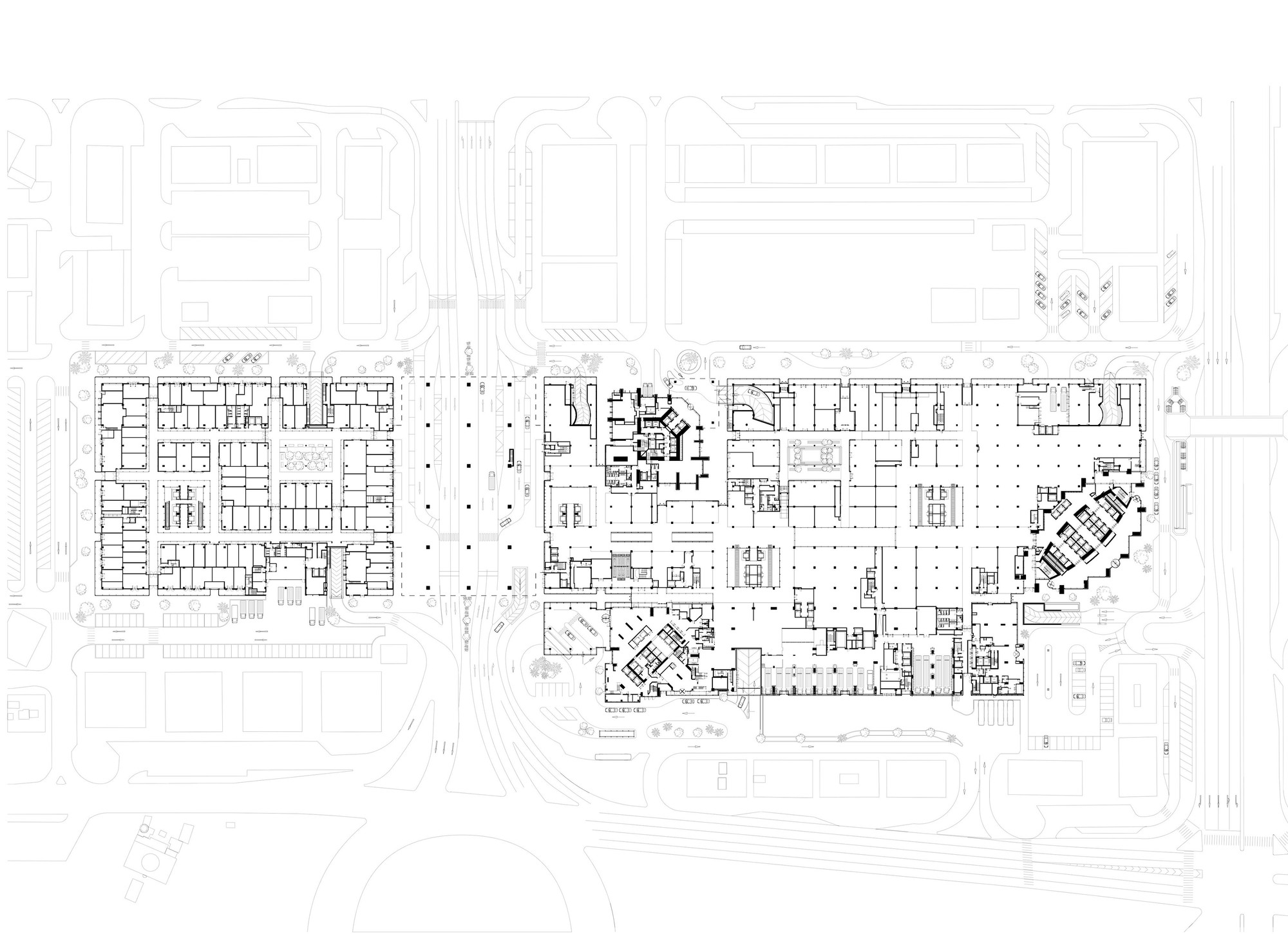 Louvre Floor Plan Gallery Of Abu Dhabi Central Market Foster Partners 24