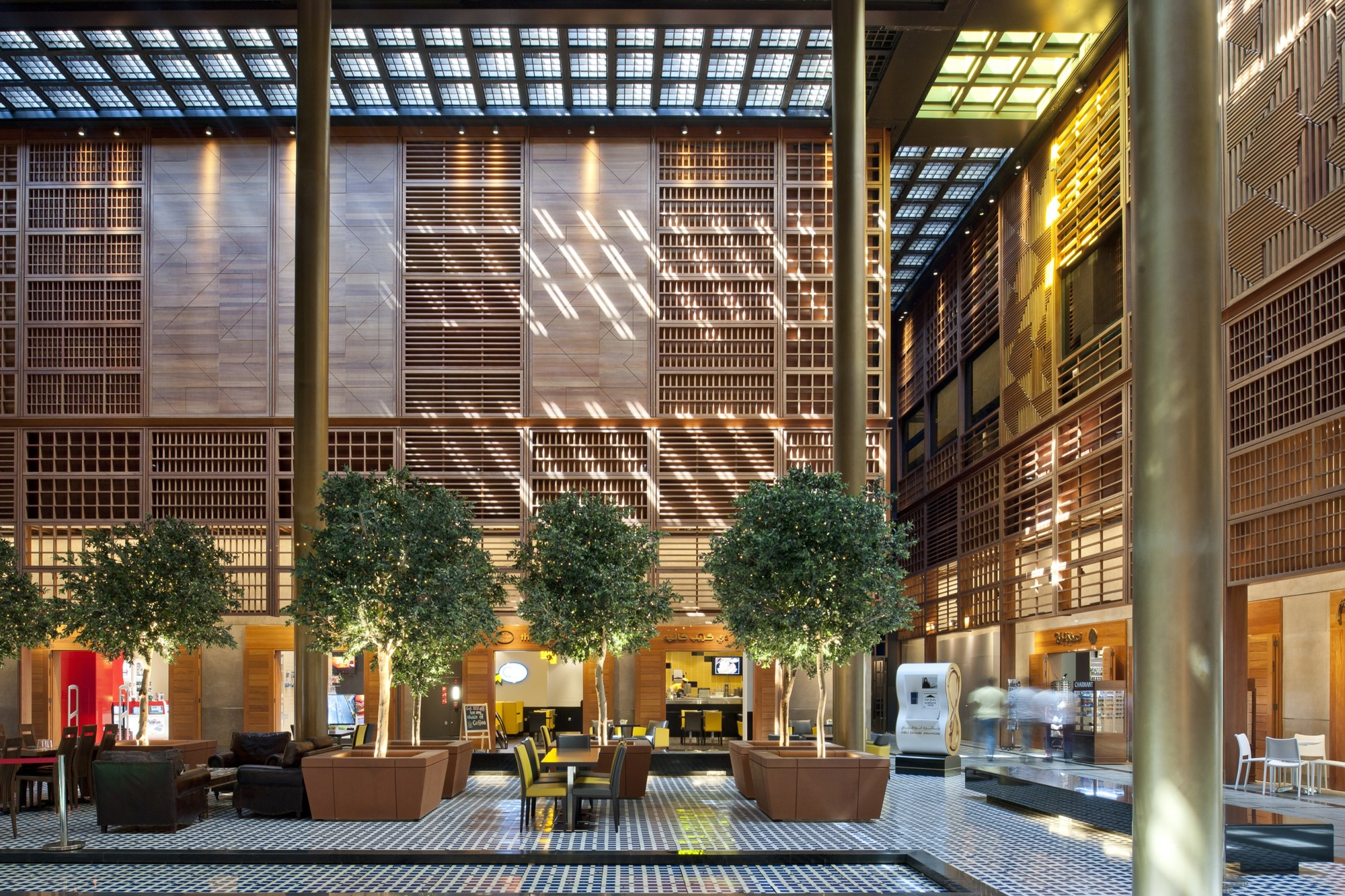 Gallery Of Abu Dhabi Central Market Foster Partners 4