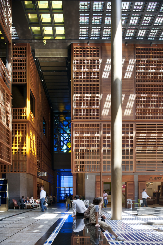Mercado Central Abu Dhabi / Foster + Partners, © Nigel Young | Foster + Partners