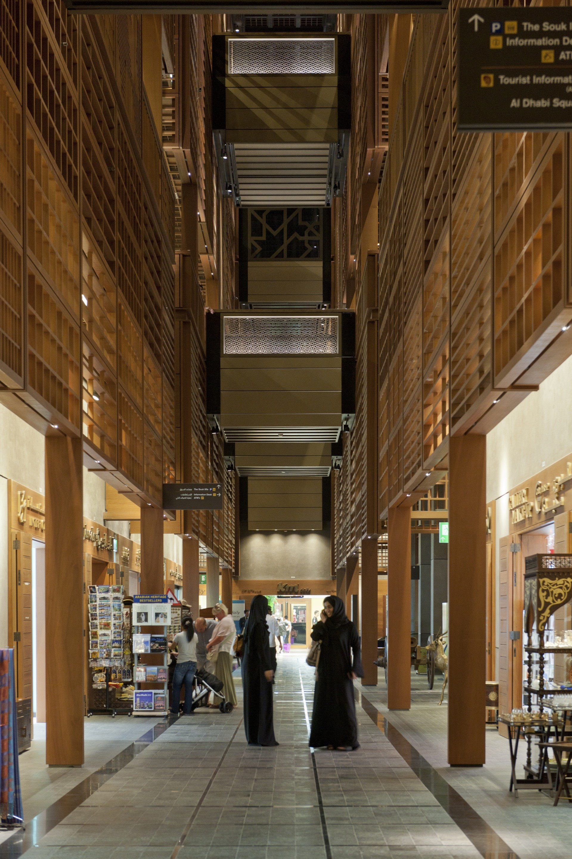 Gallery Of Abu Dhabi Central Market Foster Partners 8
