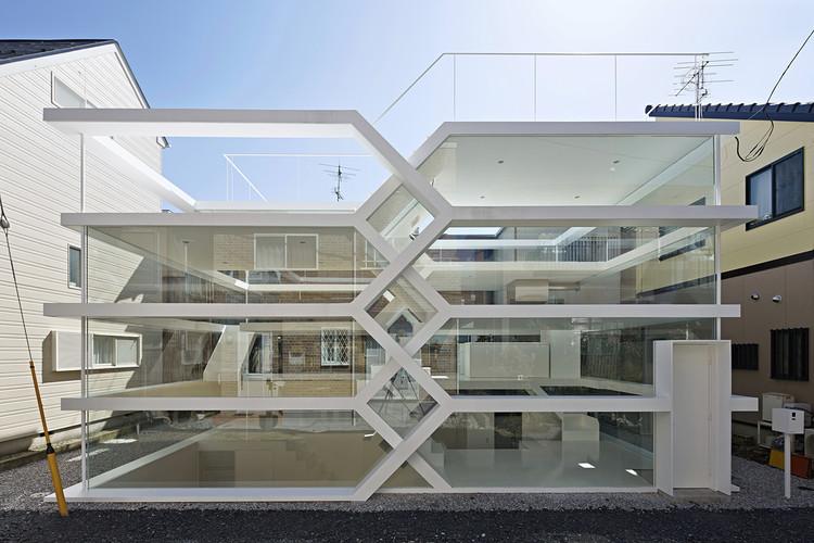 Casa-S / Yuusuke Karasawa Architects, © Koichi Torimura
