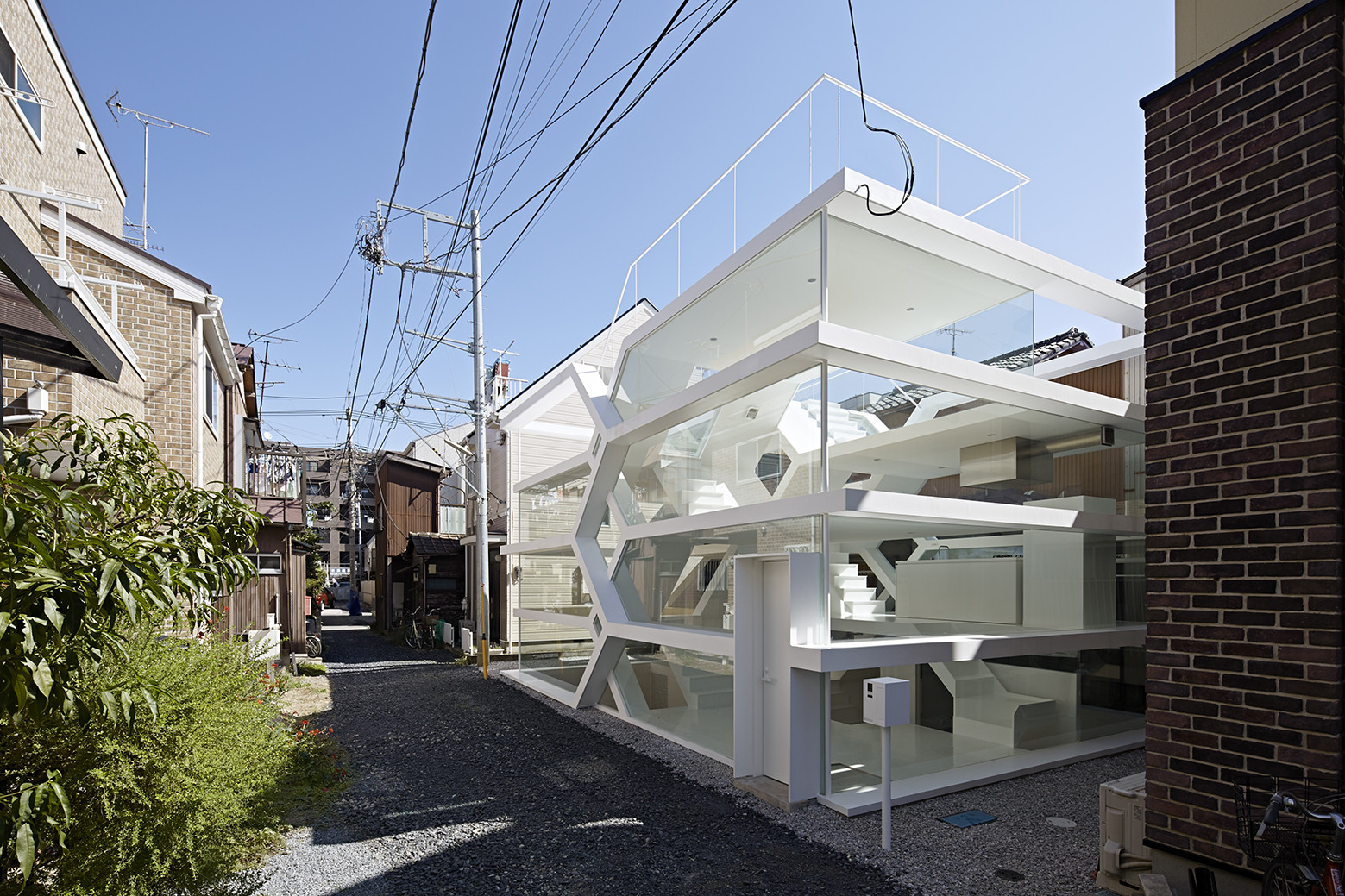 S House Yuusuke Karasawa Architects Archdaily