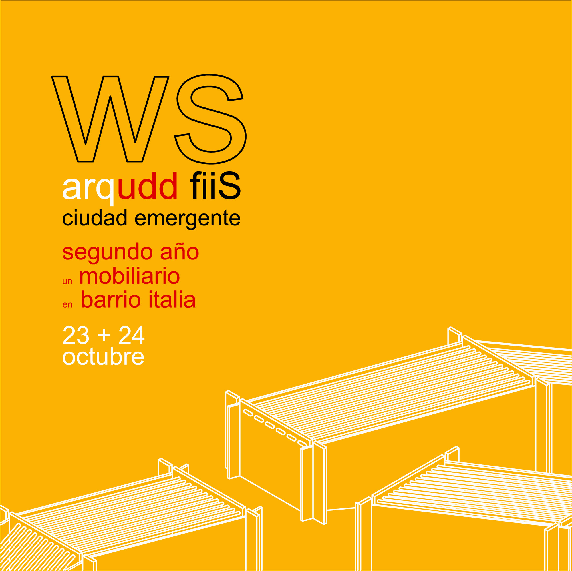 Workshop ARQUDD / Santiago, Chile