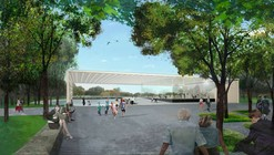 Rogers Partners and PWP's Constitution Gardens Redesign Approved for National Mall
