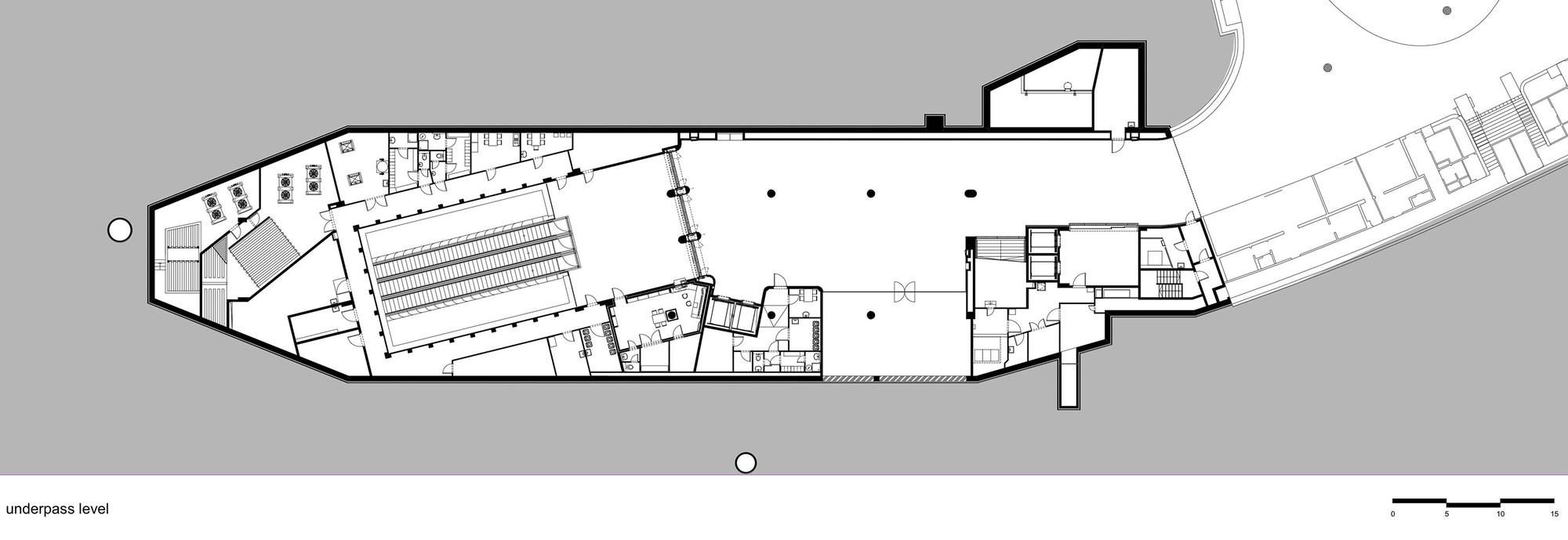 Galeria De Linha M4 Do Metr 244 De Budapeste Esta 231 227 O K 225 Lvin T 233 R Palatium Studio 17