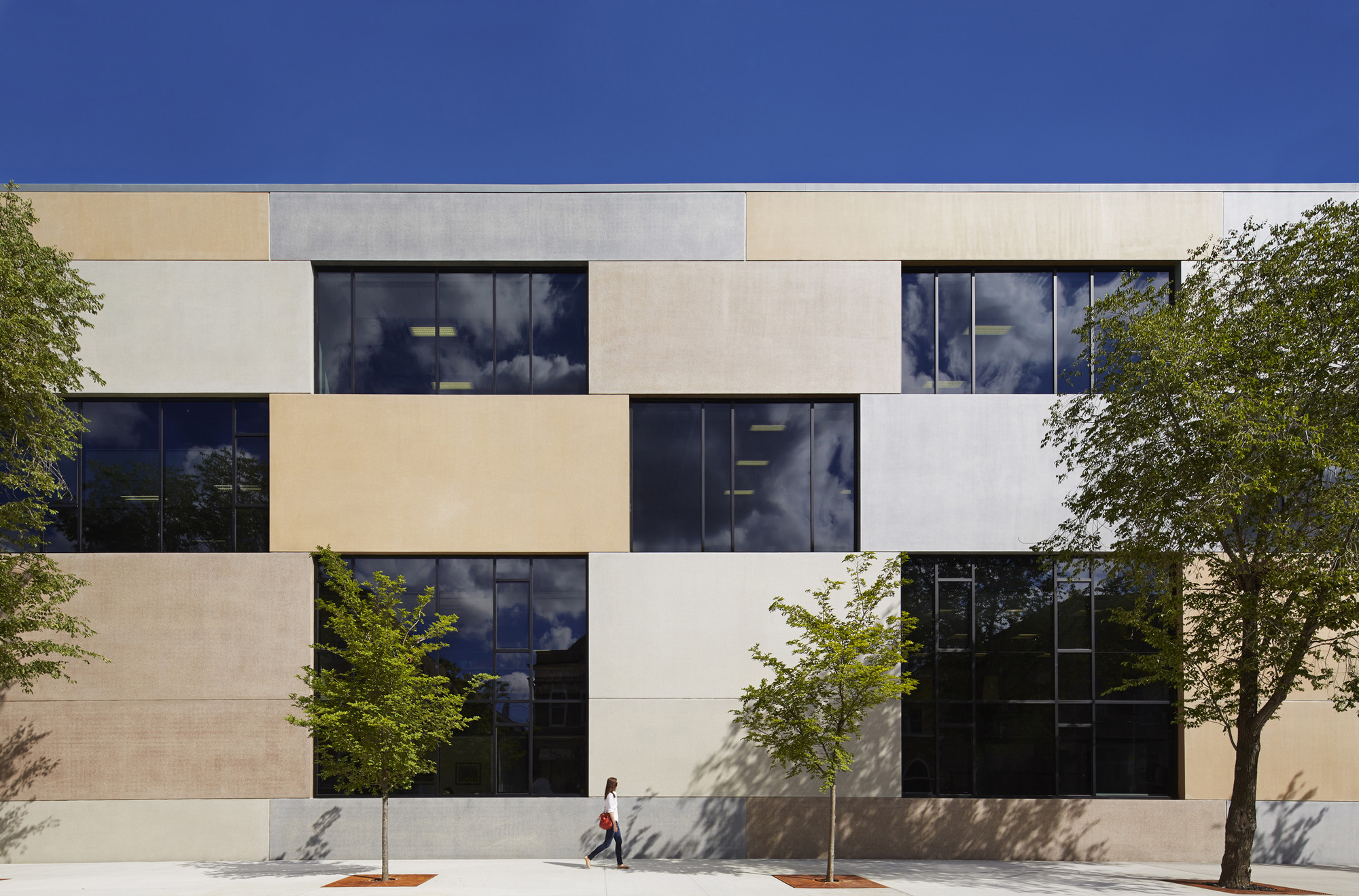 Erie Elementary Charter School / John Ronan Architects, © Steve Hall, Hedrich Blessing