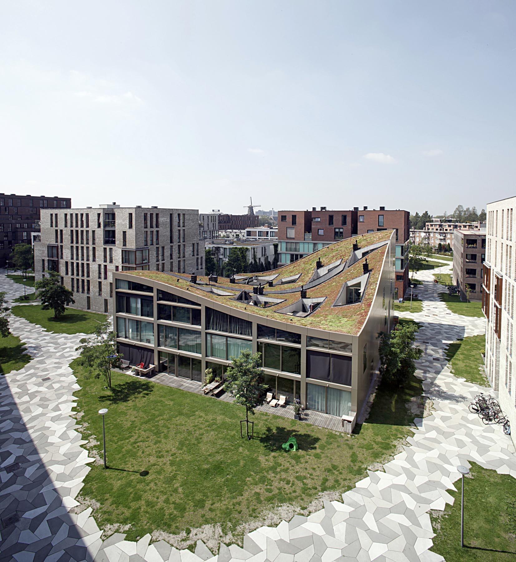 Funen blok k verdana nl architects archdaily for Interieur nederland