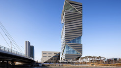 Torre G / HAEAHN Architecture + Designcamp Moonpark dmp + Gyung Sung Architects + TCMC Architects & Engineers
