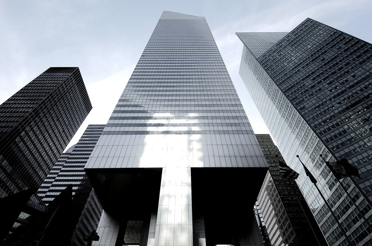 AD Classics: Citigroup Center / Hugh Stubbins + William Le Messurier, © Flickr user paulkhor