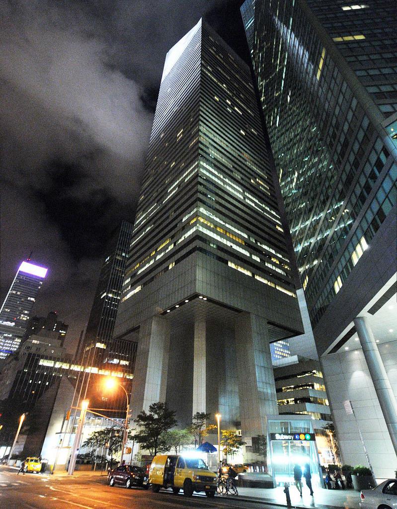 Gallery Of Ad Classics Citigroup Center Hugh Stubbins