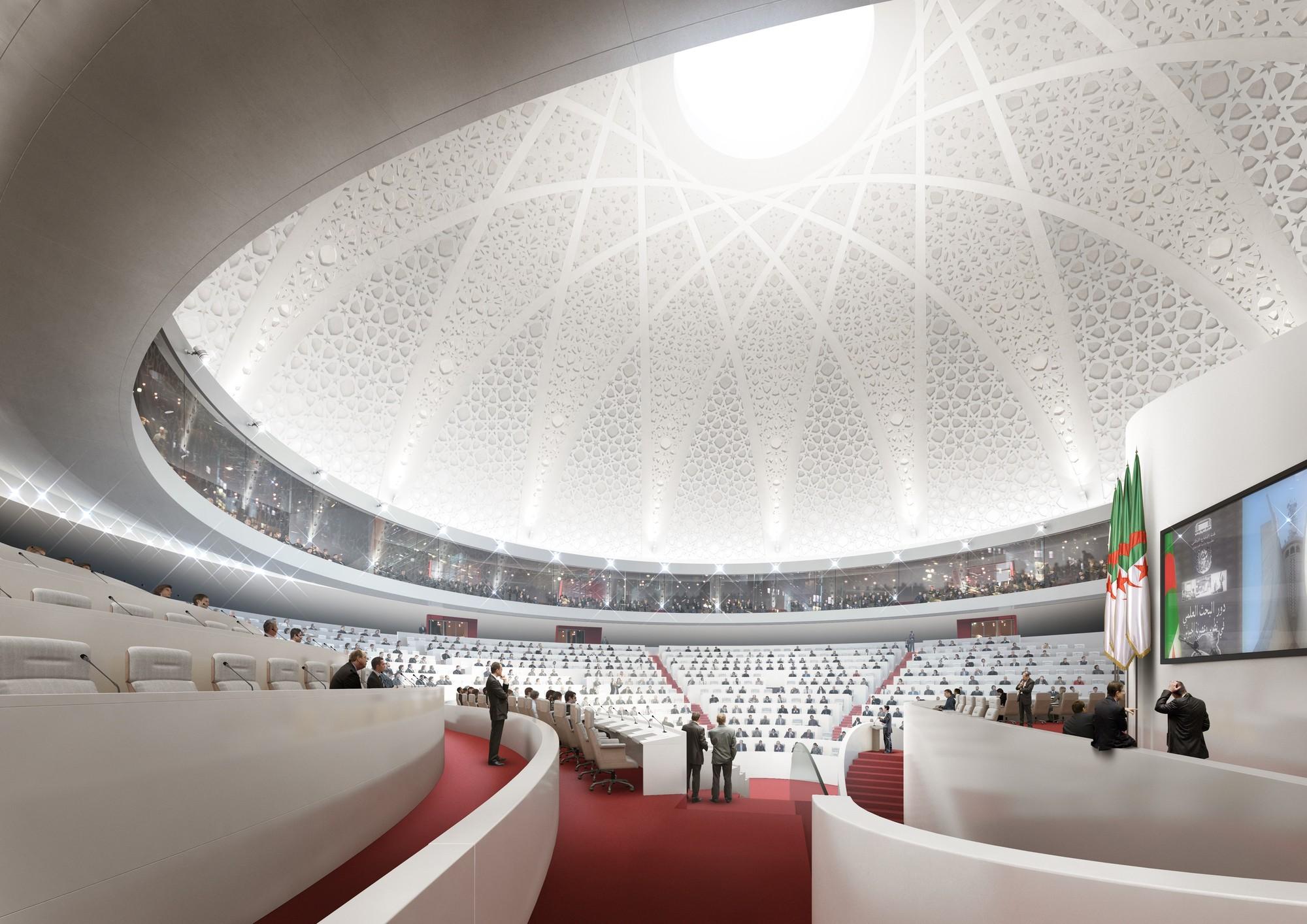 Gallery of bureau architecture méditerranée designs algerian