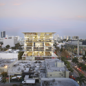 1111 Lincoln Road. Miami Beach, Florida, EUA.. Imagem © Hufton + Crow / Courtesy of MCHAP