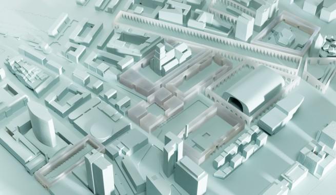 Donna van Milligen Bielke Wins Prix de Rome Architecture 2014, Cabinet of Curiosities / Donna van Milligen Bielke. Image Courtesy of Prix de Rome
