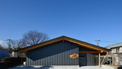 Kusunokidai Assembly Hall / Yamamori Architect & Associates