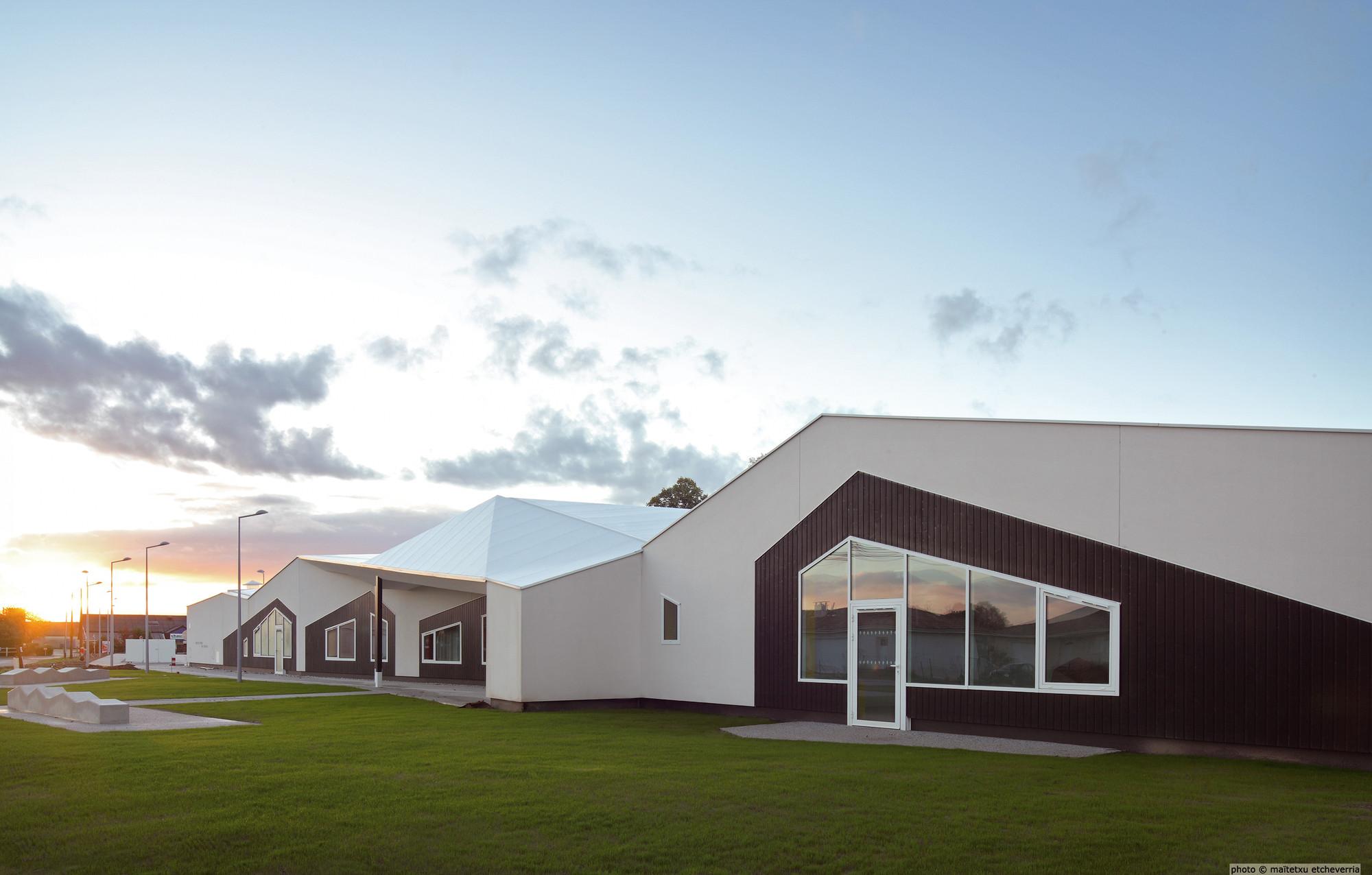 Kindergarden in Grenade Sur L'Adour / Gadrat Architecture et associée, © Maïtetxu Etcheverria