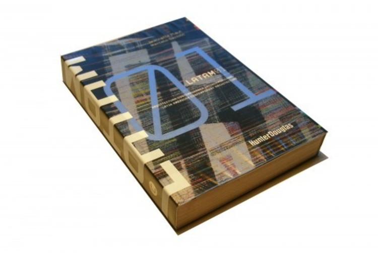 Gánate uno de los 20 Libros LATAM 01 que regala Hunter Douglas CONCURSO CERRADO