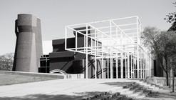 Clássicos da Arquitetura: Centro de Artes Wexner / Peter Eisenman