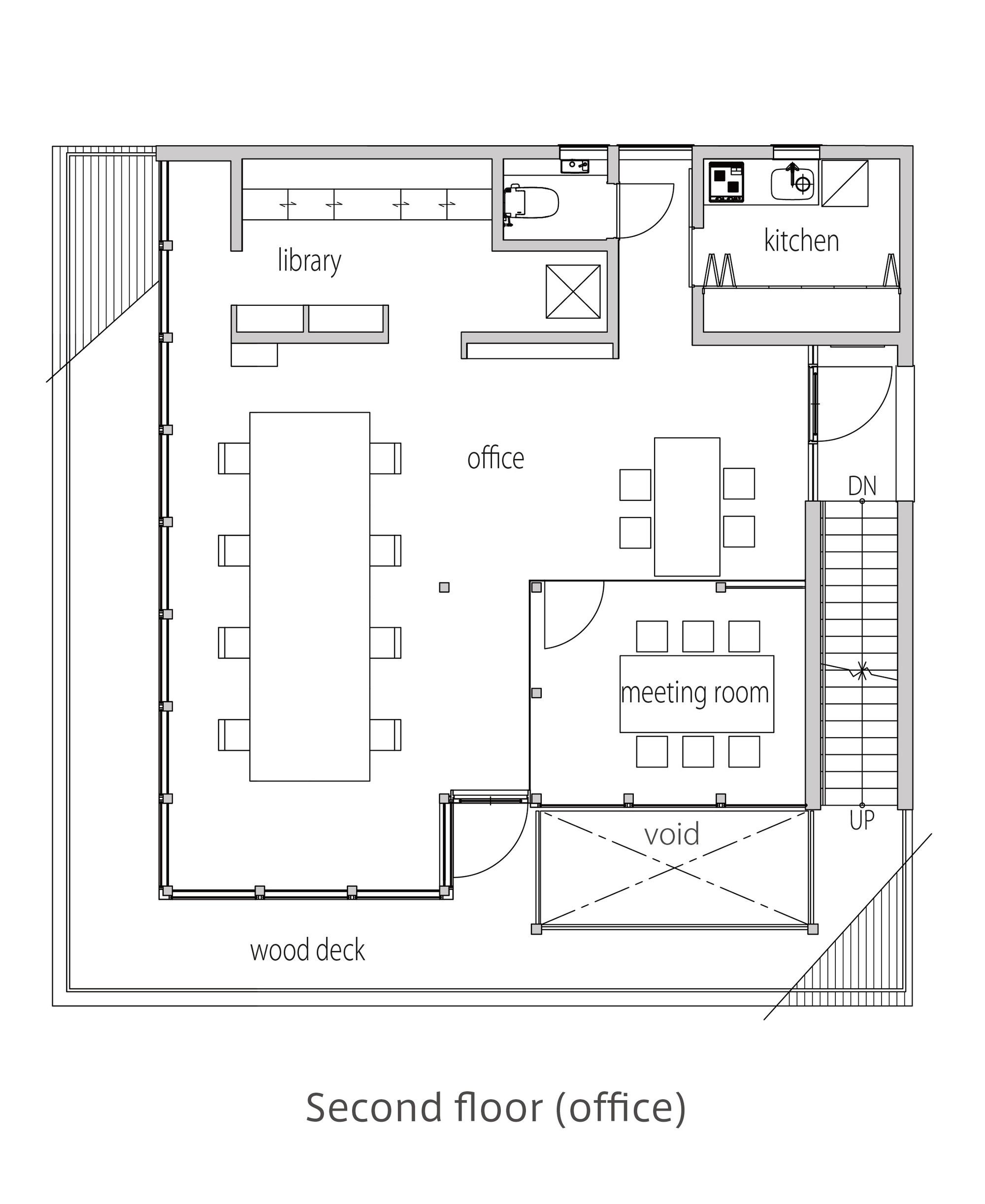 Desenhar Plantas De Casas Galeria De Vidro Madeira Hamada Design 13