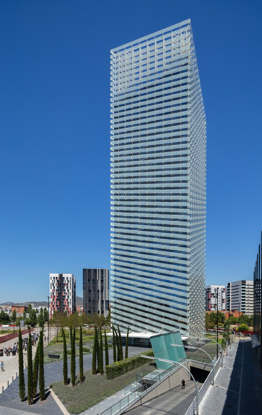 Puig Tower / Rafael Moneo + Antonio Puig, Josep Riu GCA Architects + Lucho Marcial, © Rafael Vargas