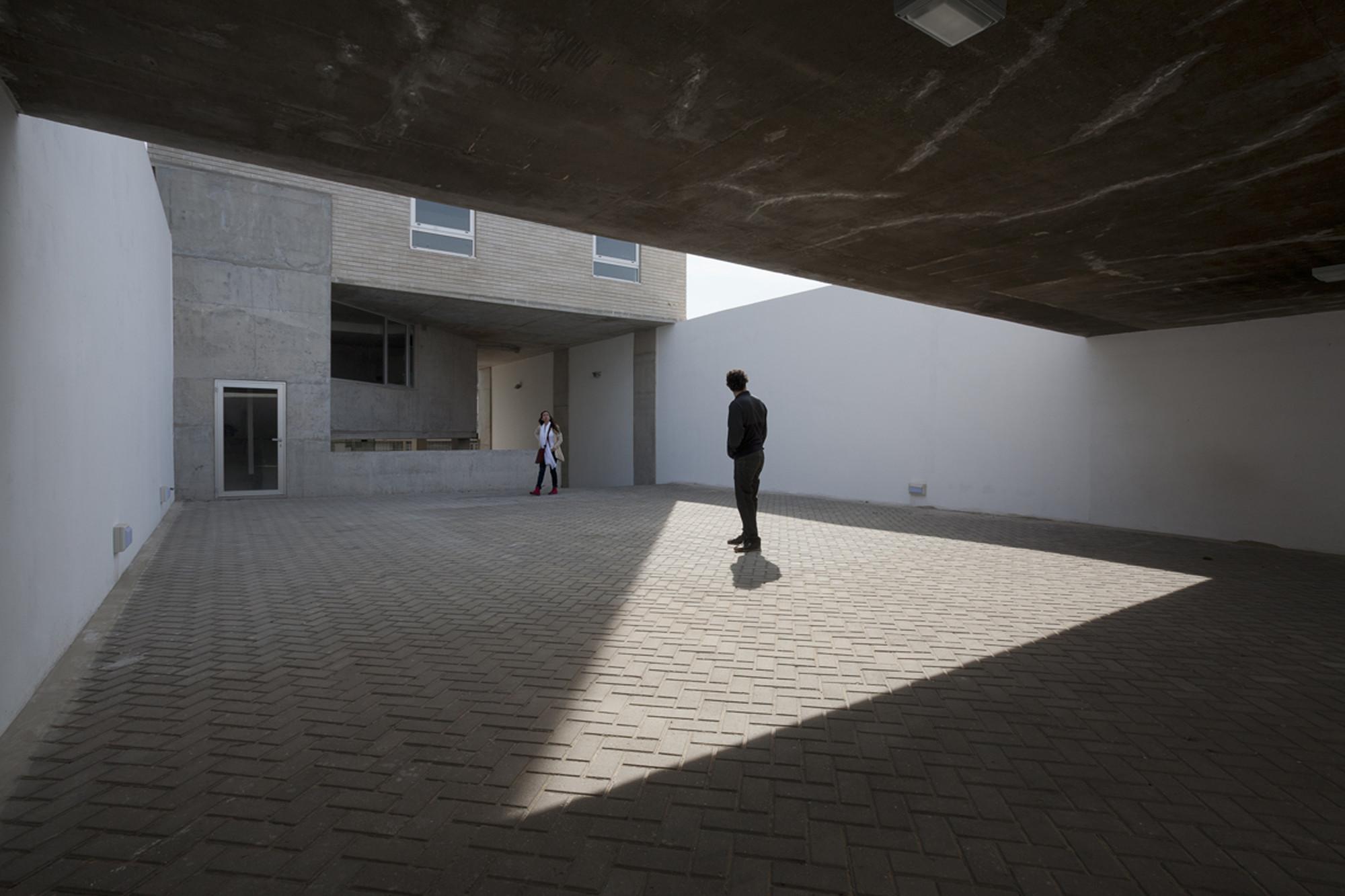 Güemes Building / Gerardo Caballero Maite Fernandez  Arquitectos, © Gustavo Frittegotto