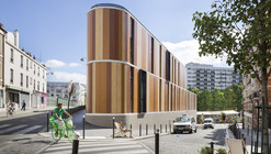 Paris - Quai de l'Oise / Agence VEA – Architects