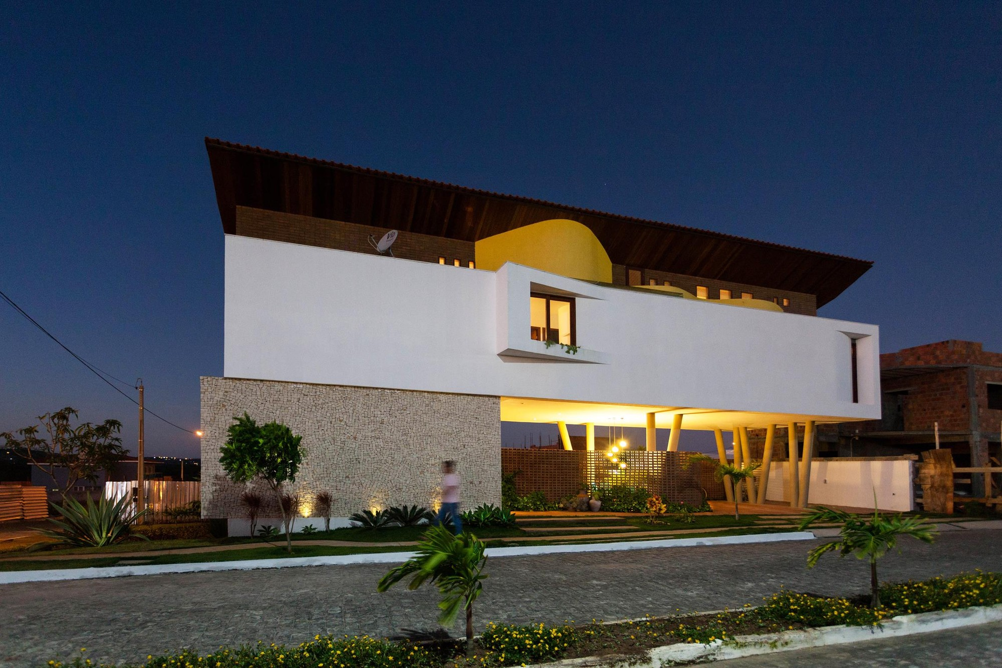 Architect's House / Jirau Arquitetura, © Antônio Preggo