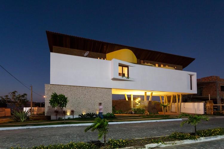 Casa del Arquitecto / Jirau Arquitetura, © Antônio Preggo