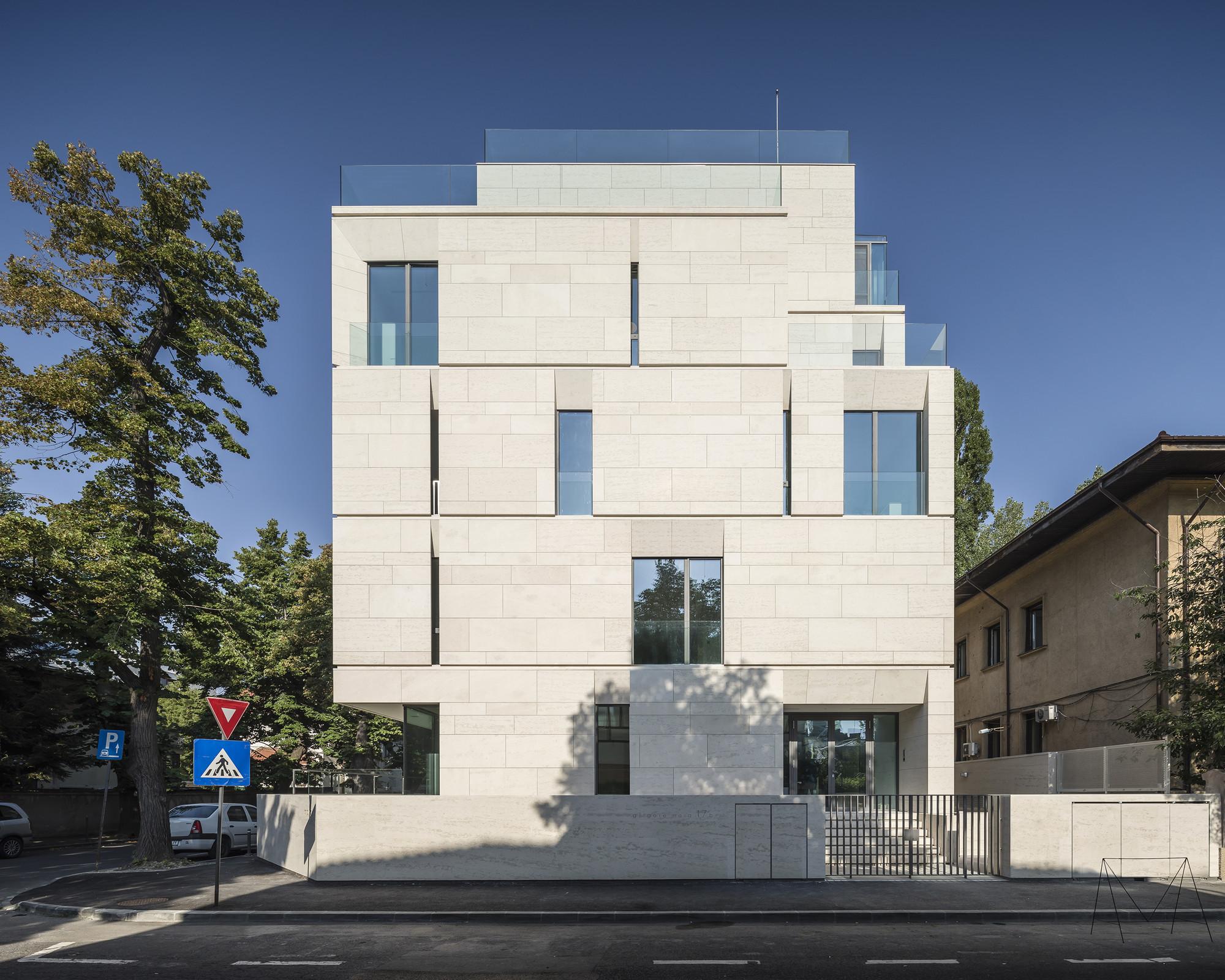 Edificio Residencial MORA / ADN Birou de Arhitectura, © Cosmin Dragomir