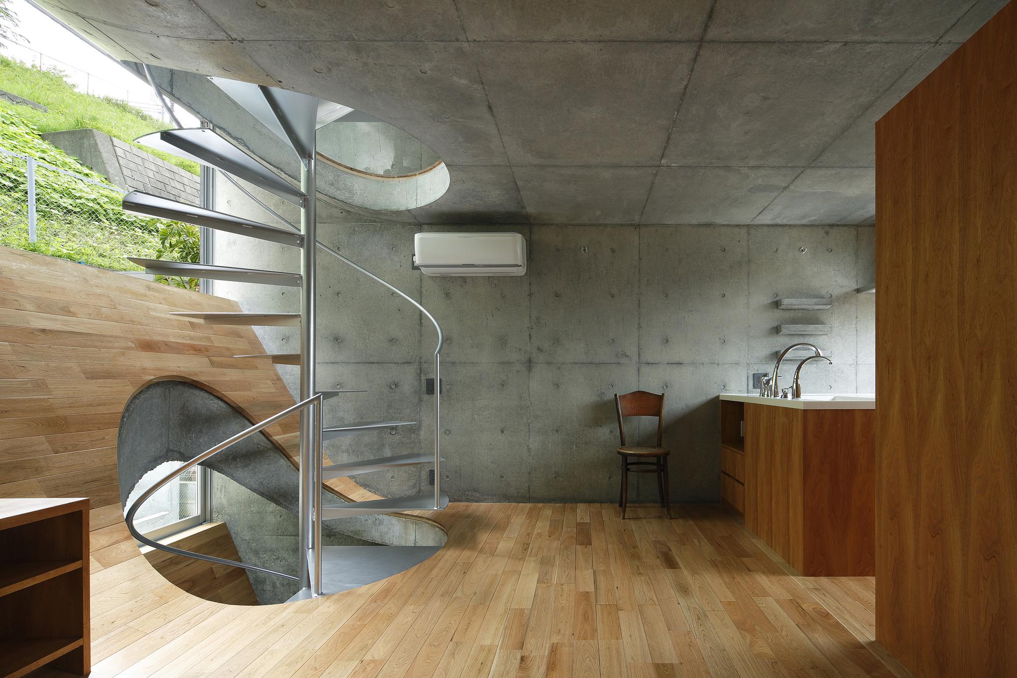 Casa em Byoubugaura / Takeshi Hosaka, © Koji Fujii / Nacasa&Partners