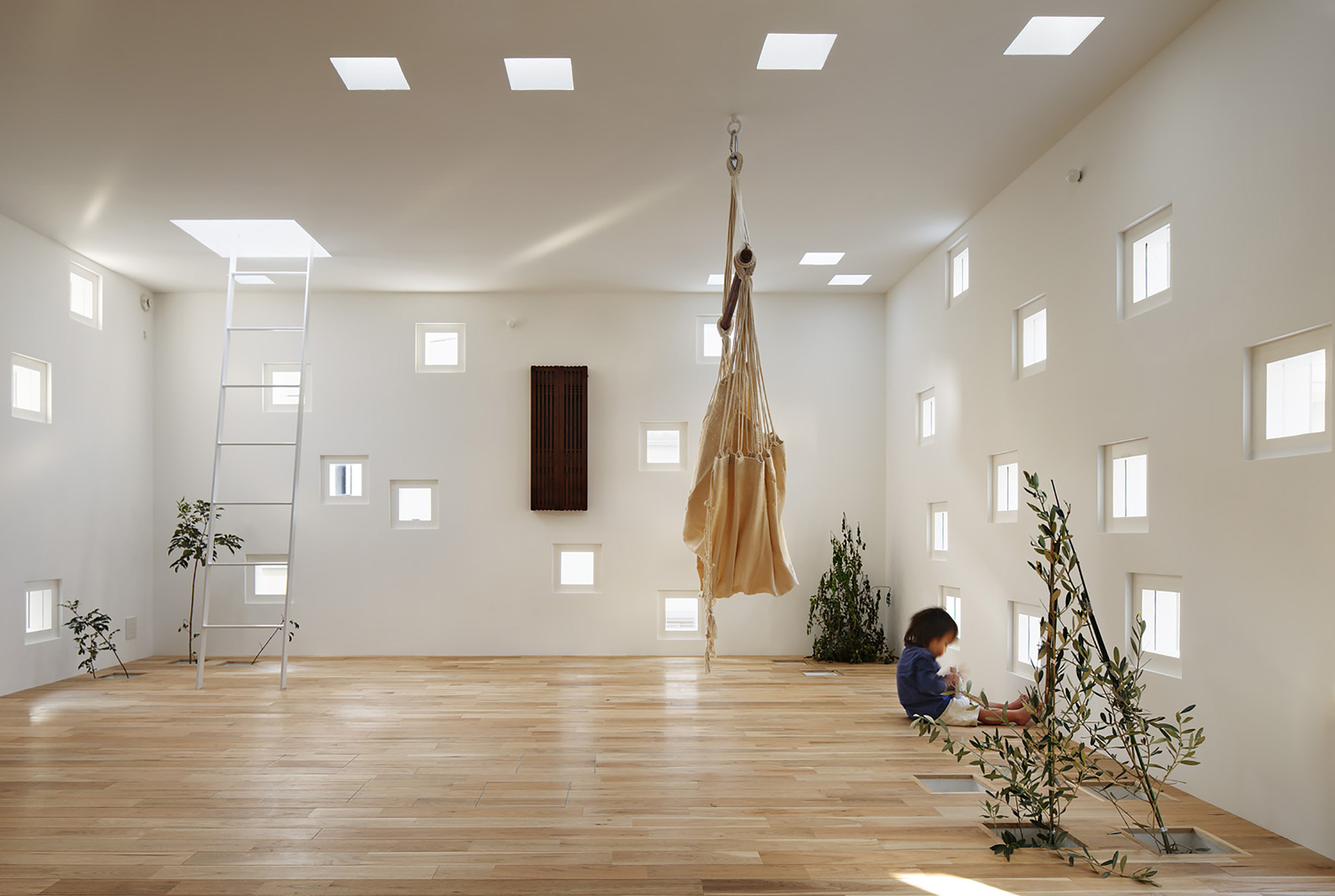 Roomroom / Takeshi Hosaka, © Koji Fujii / Nacasa&Partners Inc.