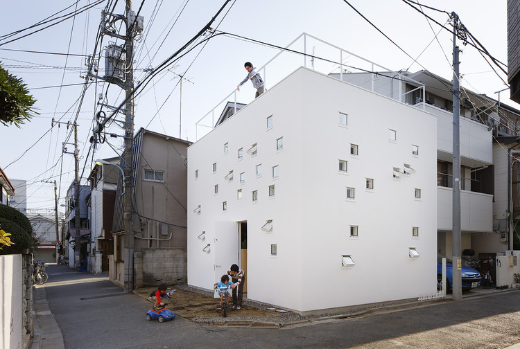Roomroom / Takeshi Hosaka Architects, © Koji Fujii / Nacasa&Partners Inc.