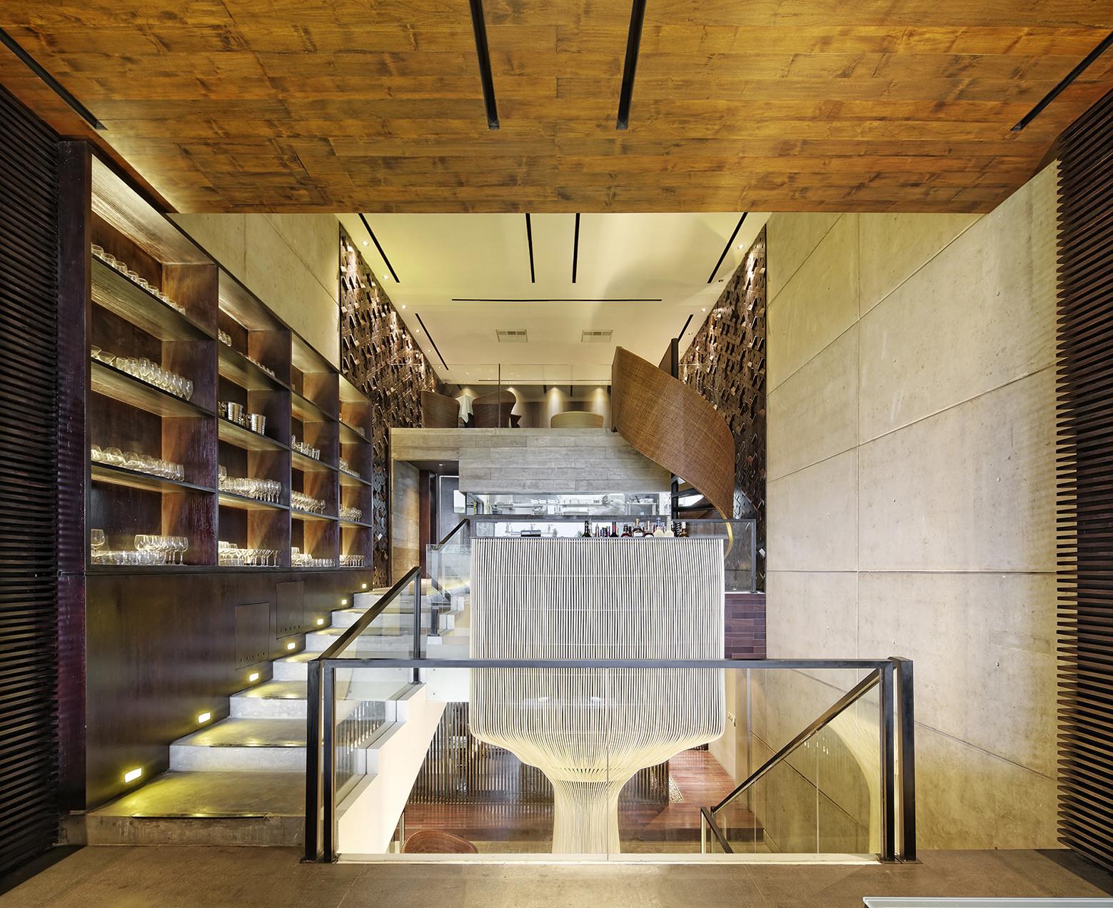 Restaurante Carpediem / Sidharta Architect, © Fernando Gomulya