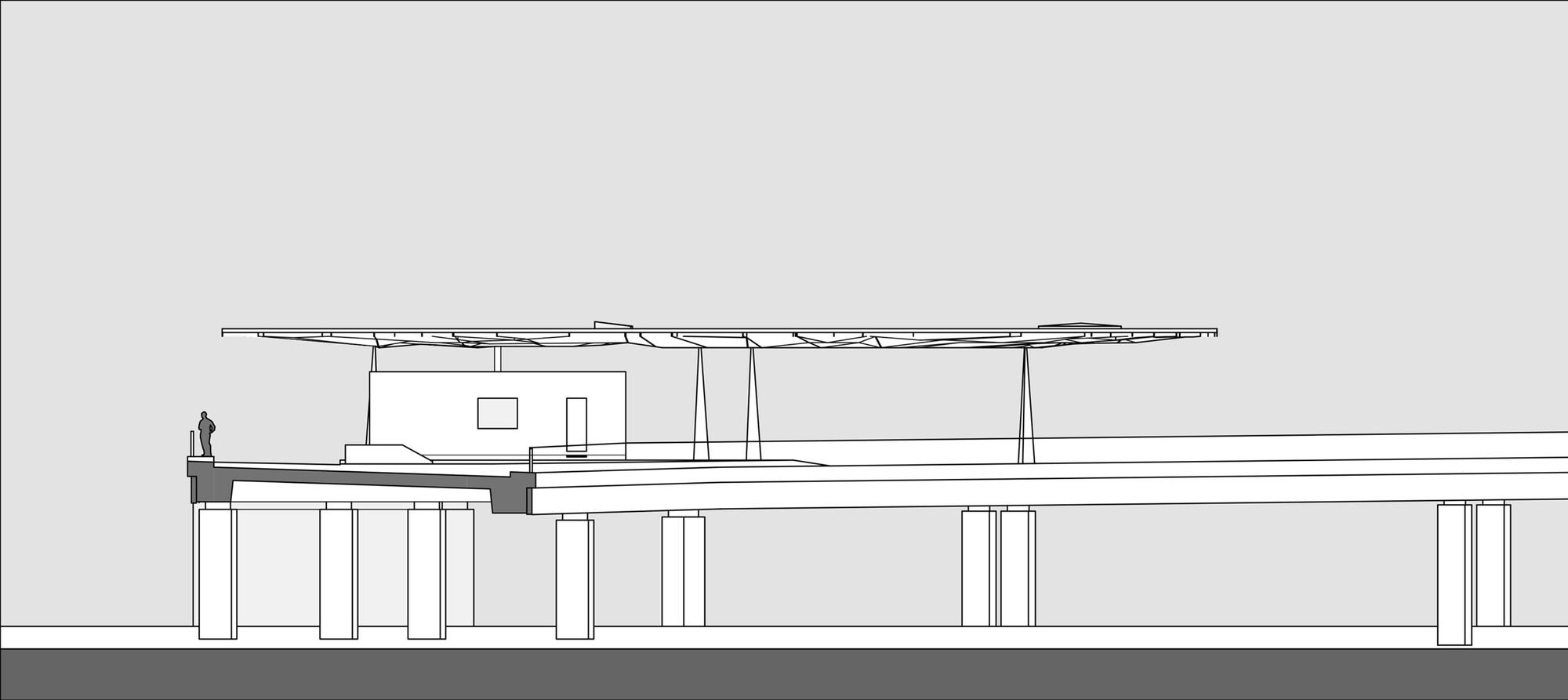 galeria de messe frankfurt tor nord ingo schrader architekt 16. Black Bedroom Furniture Sets. Home Design Ideas