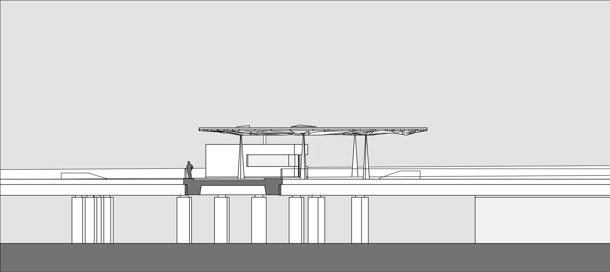 galeria de messe frankfurt tor nord ingo schrader architekt 17. Black Bedroom Furniture Sets. Home Design Ideas