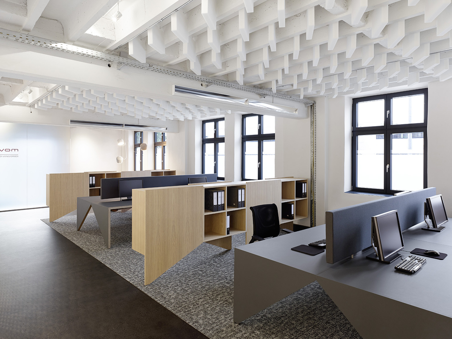 Movet Office Loft Interior Design,© Zooey Braun