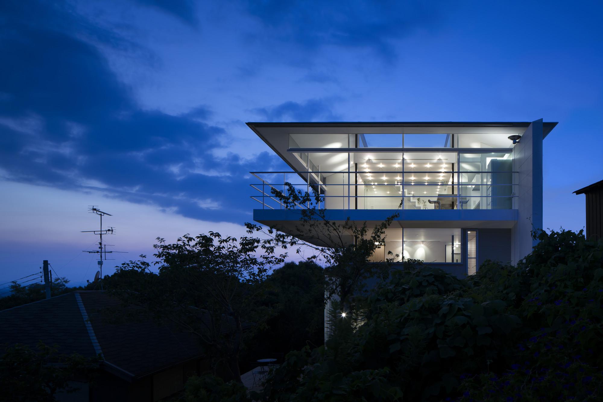 House Nara-zaka / Yoshiaki Yamashita Architect & Associates, © Eiji Tomita