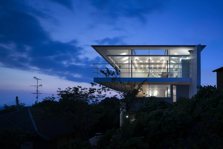 Casa Nara-zaka / Yoshiaki Yamashita Architect & Associates, © Eiji Tomita