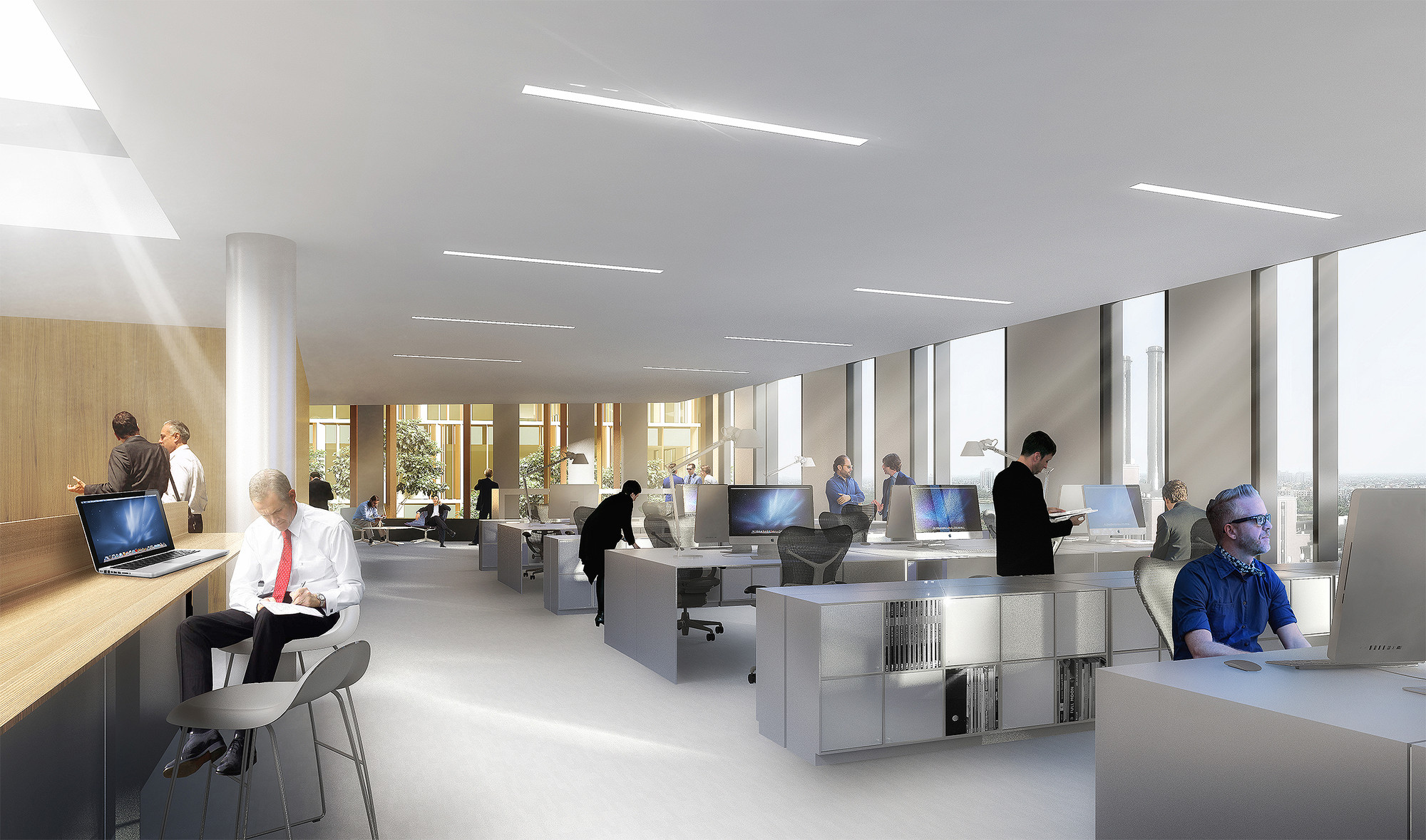 Arkitema Architects Selected To Design New Offices For Danish Government AgencyCourtesy Of