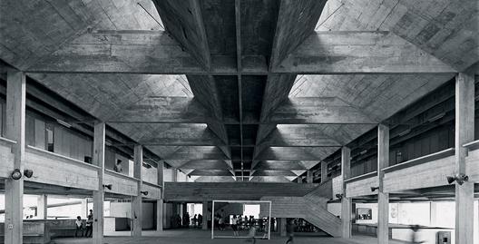 Escola Jardim Ipê de Decio Tozzi, 1965. Image Cortesia de Decio Tozzi