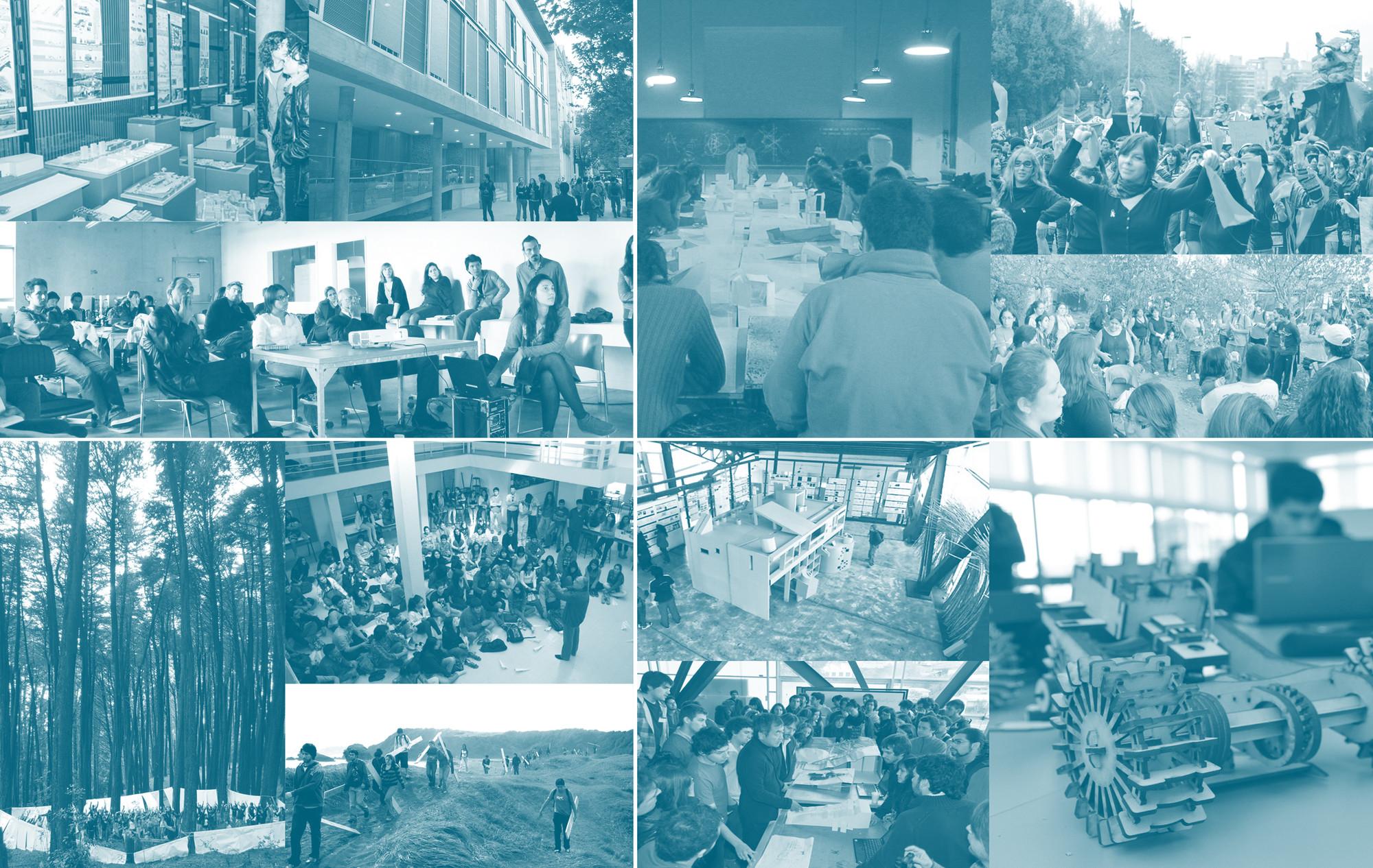 Ránking América Economía 2014: ¿dónde estudiar Arquitectura en Chile?